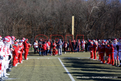 Gallery CIAC Football; Holy Cross vs. Wolcott - Photo # 441c