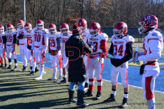 Gallery CIAC Football; Holy Cross vs. Wolcott - Photo # 441e