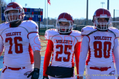 Gallery CIAC Football; Holy Cross vs. Wolcott - Photo # 442E