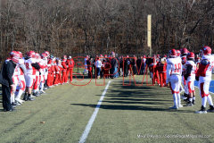 Gallery CIAC Football; Holy Cross vs. Wolcott - Photo # 497