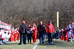 Gallery CIAC Football; Holy Cross vs. Wolcott - Photo # 497D