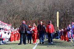 Gallery CIAC Football; Holy Cross vs. Wolcott - Photo # 497D