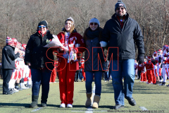 Gallery CIAC Football; Holy Cross vs. Wolcott - Photo # 500M