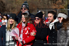 Gallery CIAC Football; Holy Cross vs. Wolcott - Photo # 500P