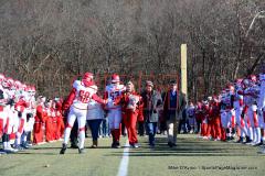 Gallery CIAC Football; Holy Cross vs. Wolcott - Photo # 501C
