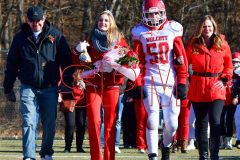 Gallery CIAC Football; Holy Cross vs. Wolcott - Photo # 507