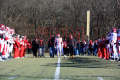 Gallery CIAC Football; Holy Cross vs. Wolcott - Photo # 523A