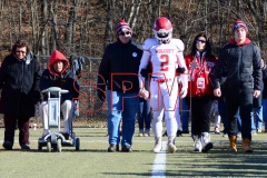 Gallery CIAC Football; Holy Cross vs. Wolcott - Photo # 523D