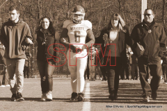 Gallery CIAC Football; Holy Cross vs. Wolcott - Photo # 527A