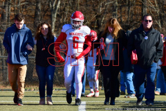Gallery CIAC Football; Holy Cross vs. Wolcott - Photo # 528