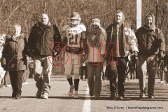 Gallery CIAC Football; Holy Cross vs. Wolcott - Photo # 547B