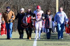 Gallery CIAC Football; Holy Cross vs. Wolcott - Photo # 587A