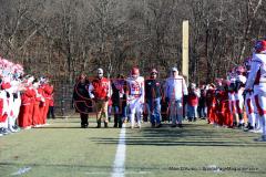 Gallery CIAC Football; Holy Cross vs. Wolcott - Photo # 596A