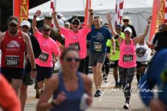 43rd Marine Corps Marathon - Finish Line - Gallery 1 (100)
