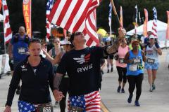 43rd Marine Corps Marathon - Finish Line - Gallery 1 (105)