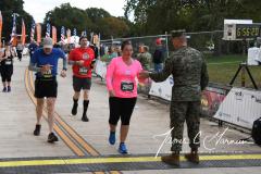 43rd Marine Corps Marathon - Finish Line - Gallery 1 (110)