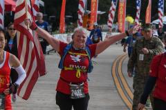 43rd Marine Corps Marathon - Finish Line - Gallery 1 (111)