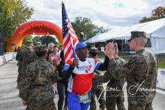 43rd Marine Corps Marathon - Finish Line - Gallery 1 (114)