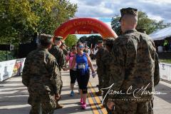 43rd Marine Corps Marathon - Finish Line - Gallery 1 (116)