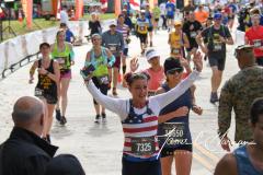 43rd Marine Corps Marathon - Finish Line - Gallery 1 (15)