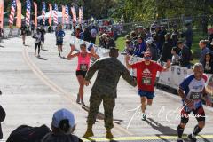 43rd Marine Corps Marathon - Finish Line - Gallery 1 (3)