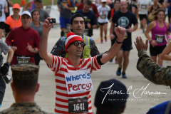 43rd Marine Corps Marathon - Finish Line - Gallery 1 (30)