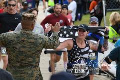 43rd Marine Corps Marathon - Finish Line - Gallery 1 (39)