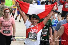 43rd Marine Corps Marathon - Finish Line - Gallery 1 (40)