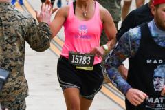 43rd Marine Corps Marathon - Finish Line - Gallery 1 (48)