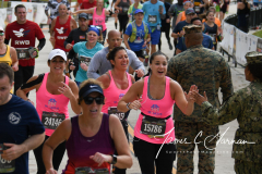 43rd Marine Corps Marathon - Finish Line - Gallery 1 (55)