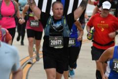 43rd Marine Corps Marathon - Finish Line - Gallery 1 (63)