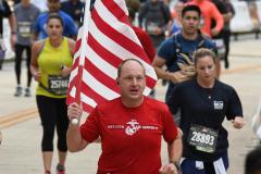 43rd Marine Corps Marathon - Finish Line - Gallery 1 (71)