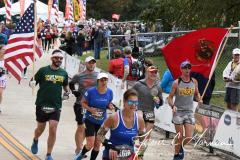 43rd Marine Corps Marathon - Finish Line - Gallery 1 (74)