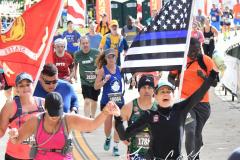 43rd Marine Corps Marathon - Finish Line - Gallery 1 (84)
