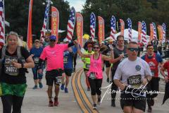 43rd Marine Corps Marathon - Finish Line - Gallery 1 (94)