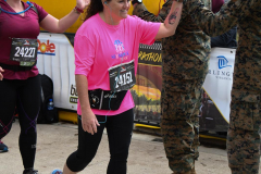 43rd Marine Corps Marathon - Finish Line - Gallery 1 (97)