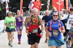 43rd Marine Corps Marathon - Finish Line - Gallery 1 (98)