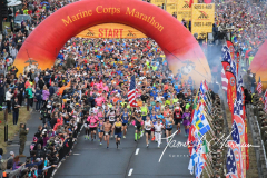 43rd Marine Corps Marathon - Start & Race - Gallery 1 (11)