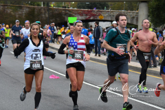 43rd Marine Corps Marathon - Start & Race - Gallery 1 (35)