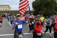 43rd Marine Corps Marathon - Start & Race - Gallery 1 (65)