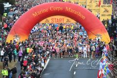 43rd Marine Corps Marathon - Start & Race - Gallery 1 (7)