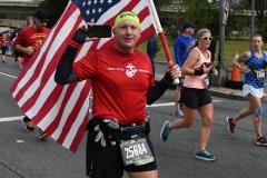 43rd Marine Corps Marathon - Start & Race - Gallery 1 (70)