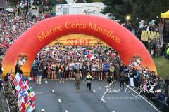 43rd Marine Corps Marathon - Start & Race - Gallery 1 (8)