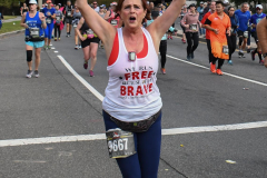 43rd Marine Corps Marathon - Start & Race - Gallery 1 (83)