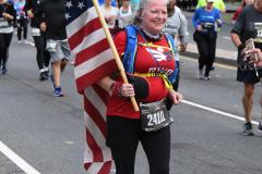 43rd Marine Corps Marathon - Start & Race - Gallery 1 (86)
