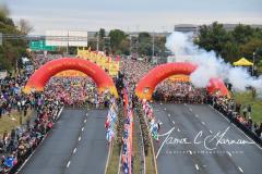 43rd Marine Corps Marathon - Start & Race - Gallery 1 (9)