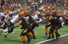 Gallery AFL Arizona Rattlers 68 vs. Portland Steel 21