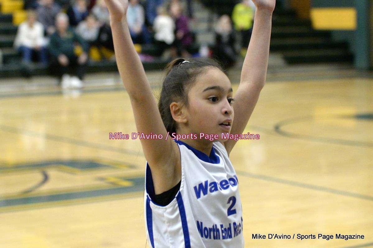 Amateur girls sports