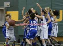 Gallery Amateur Basketball; North End Rec White 4 vs. North End Rec Blue 6 - Photo # 001 (38)