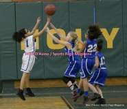 Gallery Amateur Basketball; North End Rec White 4 vs. North End Rec Blue 6 - Photo # 001 (40)